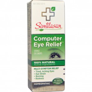 Similasan Computer Eye Relief Eye Drops 0.33 oz