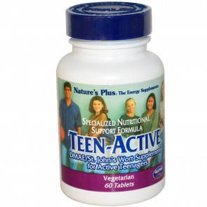 Nature's Plus Teen-Active 60 Tablets
