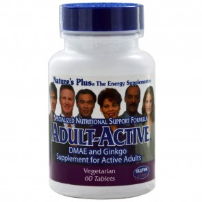 Nature's Plus Adult Active 60 Tablets