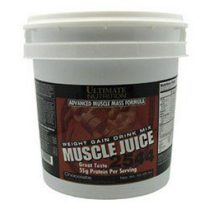 Ultimate Nutrition-Muscle Juice 2544 - Chocolate - 10.45 lb Container