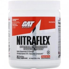 GAT Nitraflex Peach Iced Tea