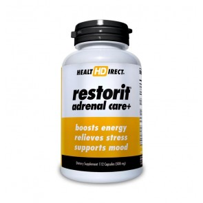 Health Direct Restorit Adrenal Care 112 Capsules