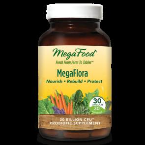 MegaFlora | MegaFlora Probiotics 30 Capsules