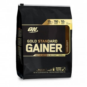 Gold Standard Mass Gainer Protein Colossal Chocolate 10 Lbs