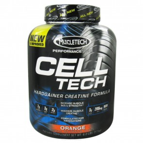 Muscletech Cell Tech Orange 6 lbs