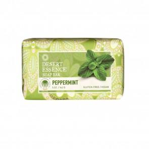 Desert Essence Peppermint Soap Bar 5 oz