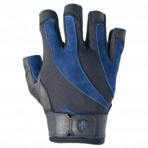 Harbinger BioFlex Lifting Gloves Black/Blue Small