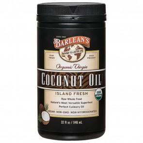 Coconut Oil 32 oz by Barlean's
