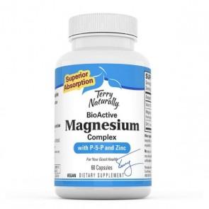 Terry Naturally BioActive Magnesium Complex 60 Capsules