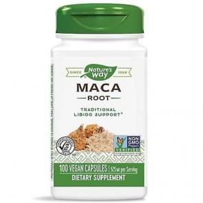 Maca Root 525mg 100 Vegan Capsules
