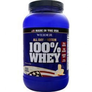Weider 100% Whey French Vanilla 1.99 lbs