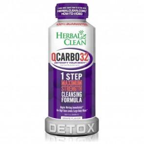 Qcarbo32 Liquid Cleanse Grape