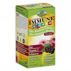 Black Elderberry Immune 24/7