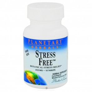 Planetary Herbals Stress Free 10 tablets