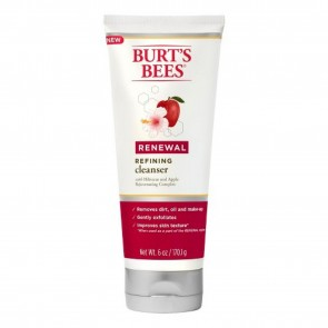 Burt's Bees Renewal Refining Cleanser with Hibiscus and Apple 6 fl oz