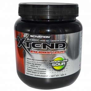 Scivation Xtend Lemon Lime 420 g