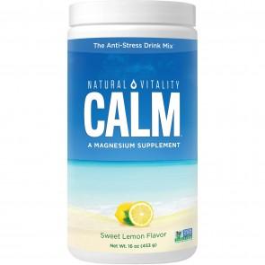 Natural Vitality Natural Calm Sweet Lem on 16 oz