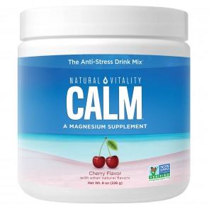 Natural Vitality Natural Calm Cherry 8 oz