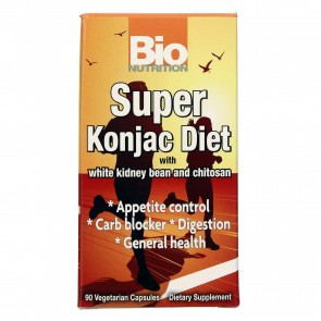 Bio Nutrition Super Konjac Diet 90 Capsles