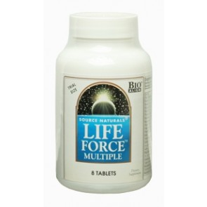 Source Naturals Life Force Multiple 8 Tablets
