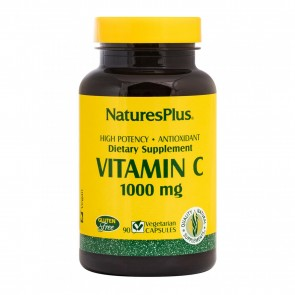 Natures Plus Vitamin C 1000 mg 90 Tablets,