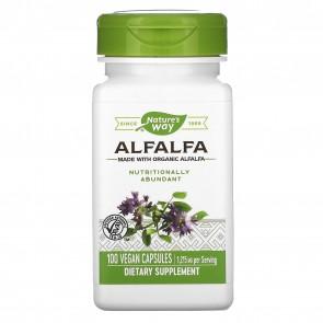 Nature's Way Alfalfa 1215 mg 100 Vegan Capsules