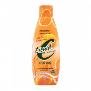 Natures Plus Liquid Vitamin C 30 fl oz