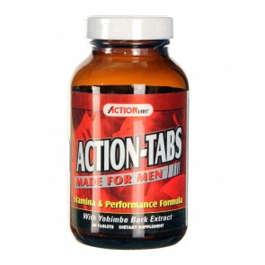 Action Tabs For Men 60 Caps by Action Labs