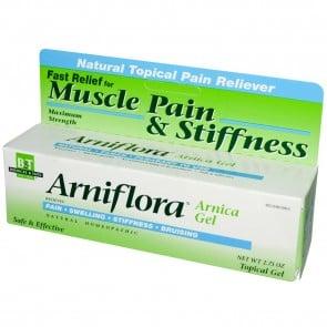 Boericke & Tafel-Arniflora Arnica Muscle Pain And Stiffness Gel 2.75