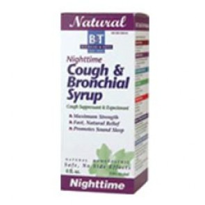 Boericke&Tafel Nighttime Cough&Bronchial Syrup 4 floor ounces