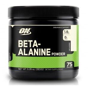 Optimum Nutrition Beta Alanine Powder Unflavored 203G