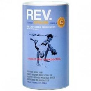 Rev 100% Natural Epsom Salt w Essential Oils