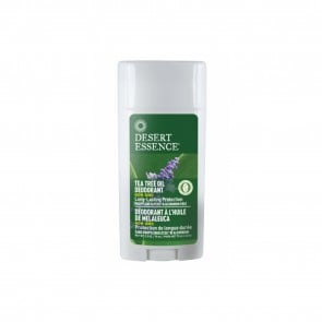 Desert Essence Tea Tree Oil Deodorant with Lavender