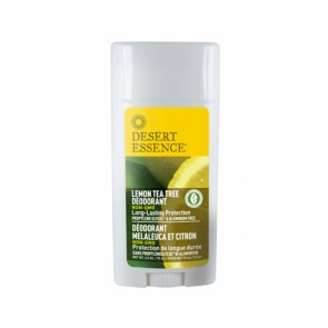 Desert Essence Lemon Tea Tree Deodorant