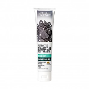 Activated Charcoal Toothpaste Fresh Mint