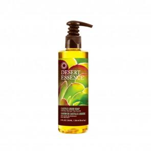 Desert Essence Castile Liquid Soap 8 fl oz