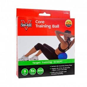 Core Training Ball Blue (VA4448BL) by Valeo
