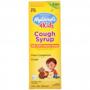 Hyland Cold 'N Cough 4 Kids - 4 fl oz bottle