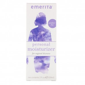 Emerita - Personal Moisturizer with Aloe & Vitamin E 2 oz.
