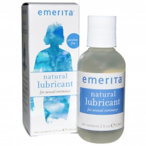 Emerita Natural Lubricant 2 oz