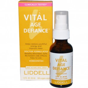 Liddell Laboratories - Vital Age Defiance Fast Acting Oral Spray 1.o FL OZ