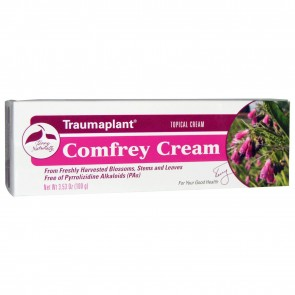 Terry Naturally Traumaplant Comfrey Cream 3.53 oz (100 Grams)