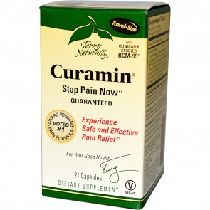 Terry Naturally Curamin 21 Capsules