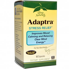 Terry Naturally Adaptra 60 Capsules