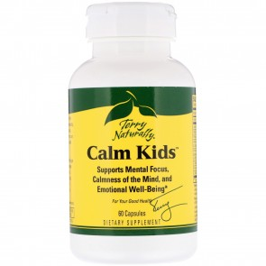 Terry Naturally Calm Kids 60 Capsules