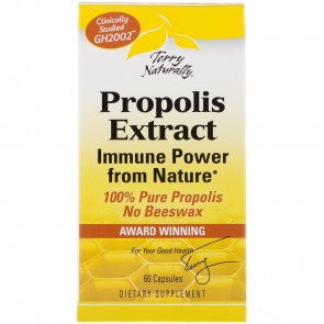 Terry Naturally Propolis Extract 60 Capsules