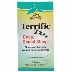 Terry Naturally Terrific Zzzz 30 Softgels