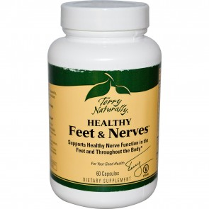 Terry Naturally Healthy Feet & Nerves 60 Capsules