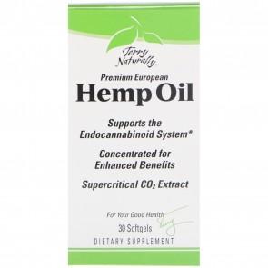 Terry Naturally Hemp Oil 30 Softgels
