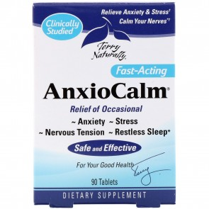 Terry Naturally AnxioCalm 90 Tablets